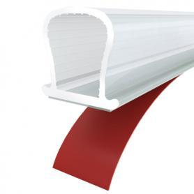 Fensterdichtung mit Omega-Profil