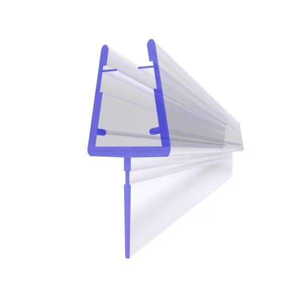 Steigner Duschdichtung UK10 für Glasstärken von 6-8mm