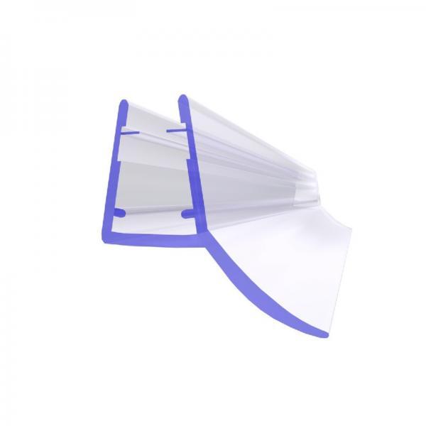 Steigner Duschdichtung UK12 für Glasstärken von 6-8mm