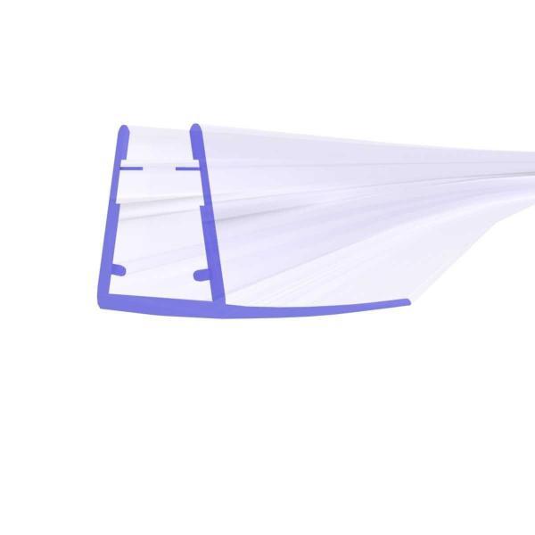 Steigner Duschdichtung vorgebogen für Rundduschen UK02 für Glasstärken von 6-8mm
