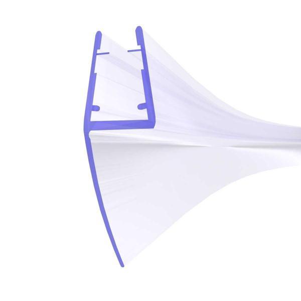 Steigner Duschdichtung vorgebogen für Rundduschen UK05 für Glasstärken von 6-8mm