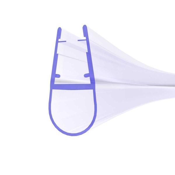 Steigner Duschdichtung vorgebogen für Rundduschen UK06 für Glasstärken von 3,5-5mm