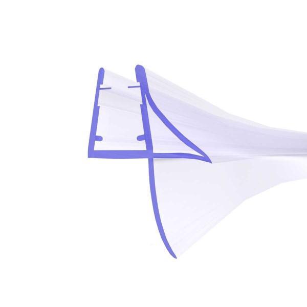 Steigner Duschdichtung vorgebogen für Rundduschen UK09 für Glasstärken von 6-8mm