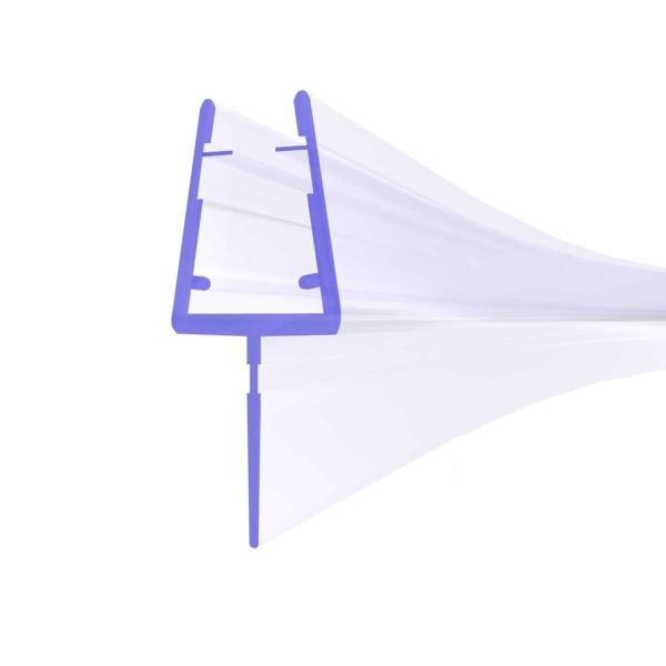 Steigner Duschdichtung vorgebogen für Rundduschen UK10 für Glasstärken von 6-8mm