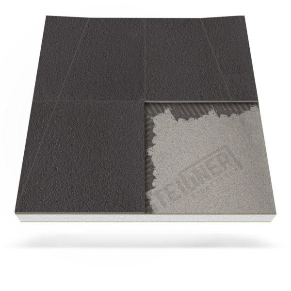 Steigner Duschboard Mineral BASIC für Wandablauf