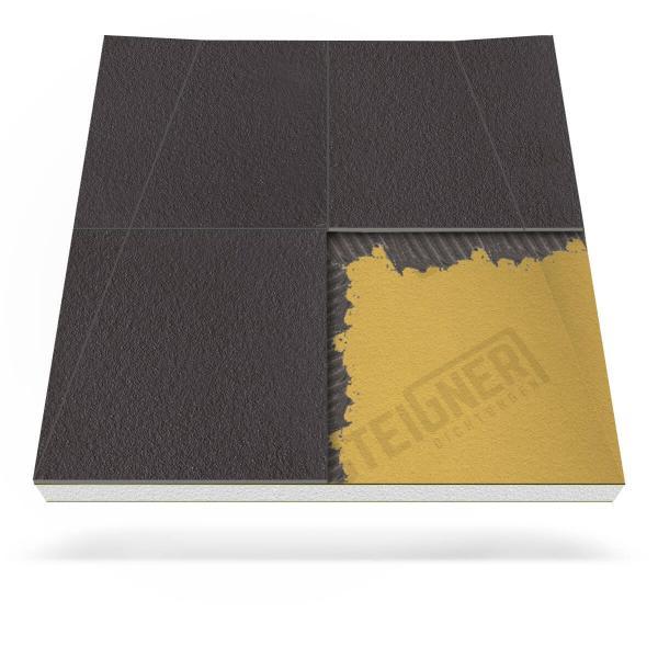 Steigner Duschboard Mineral PROFI für Wandablauf