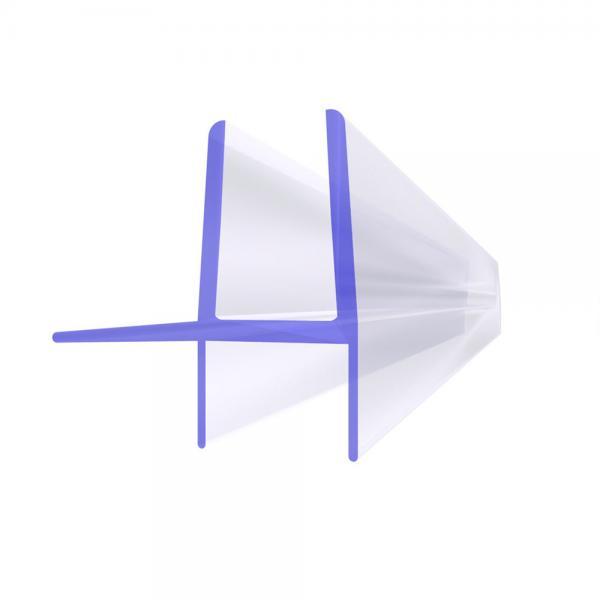 Steigner Duschdichtung UK16 für Glasstärken von 5-6mm