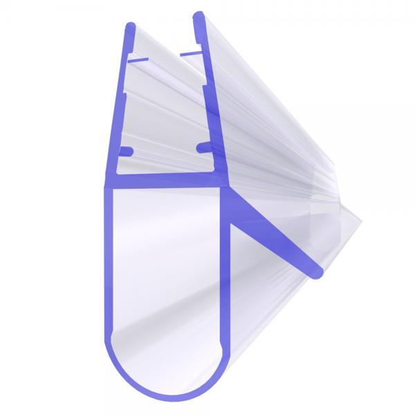 Steigner Duschdichtung UK17 für Glasstärken von 6-8mm