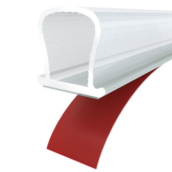Steigner Silikon-Fensterdichtungsprofil SFD01 Omega