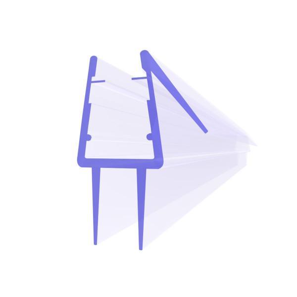 Steigner Duschdichtung UK20-08 für Glasstärken von 8-9mm