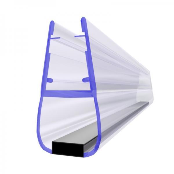 Steigner Magnetische Duschdichtung UKM01 für Glasstärken von 3,5-5mm