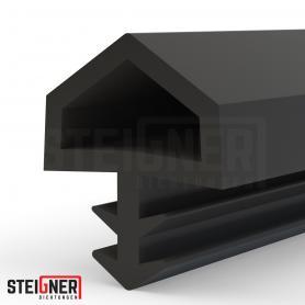 Tür- und Fensterdichtung STD05 schwarz