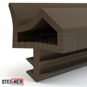 Tür- und Fensterdichtung STD06 braun
