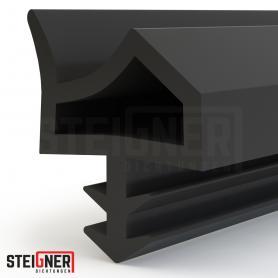 Tür- und Fensterdichtung STD06 schwarz