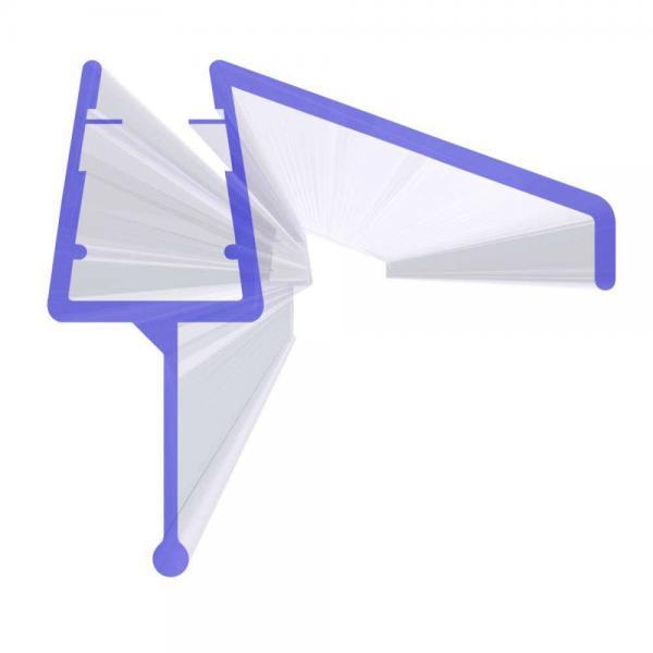 Steigner Duschdichtung UK21 für Glasstärken von 3,5-7mm