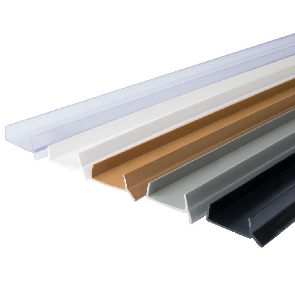 Küchensockeldichtungen: Zusammenspiel zweier PVC-Härten