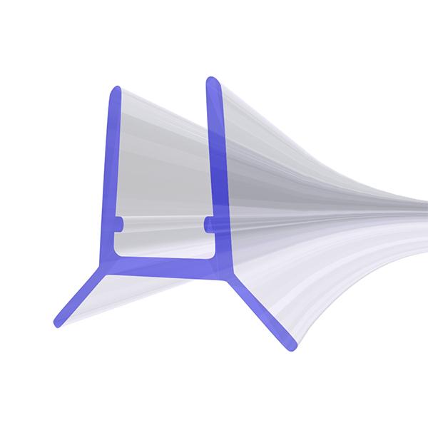 Steigner Duschdichtung vorgebogen UK24-06 für Glasstärken von 5-6mm