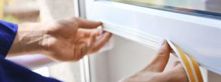 Bereiten Sie sich auf Kälte und Regen vor – hochwertiges Abdichten der Fenster und Türen in Ihrem Zuhause mit STEIGNER